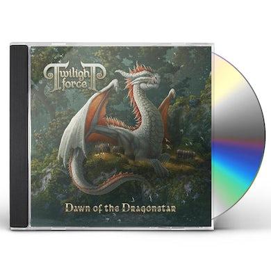 Twilight Force DAWN OF THE DRAGONSTAR CD