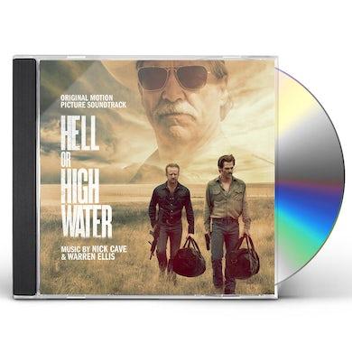 Nick Cave / Warren Ellis HELL OR HIGH WATER - Original Soundtrack CD