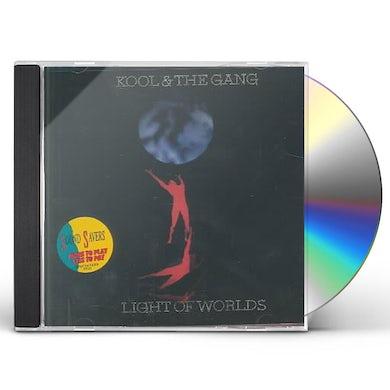 Kool & The Gang LIGHT OF WORLDS CD