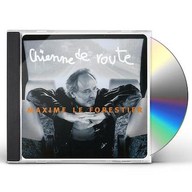 Maxime Le Forestier CHIENNE DE ROUTE CD