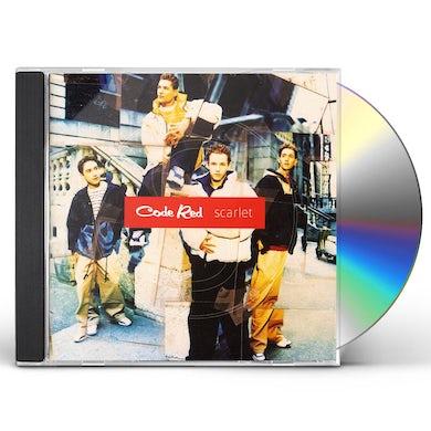 Code Red SCARLET CD