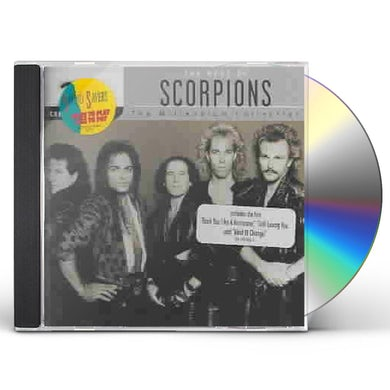 Scorpions 20TH CENTURY MASTERS: MILLENNIUM COLLECTION CD