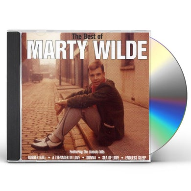 Marty Wilde BEST OF CD