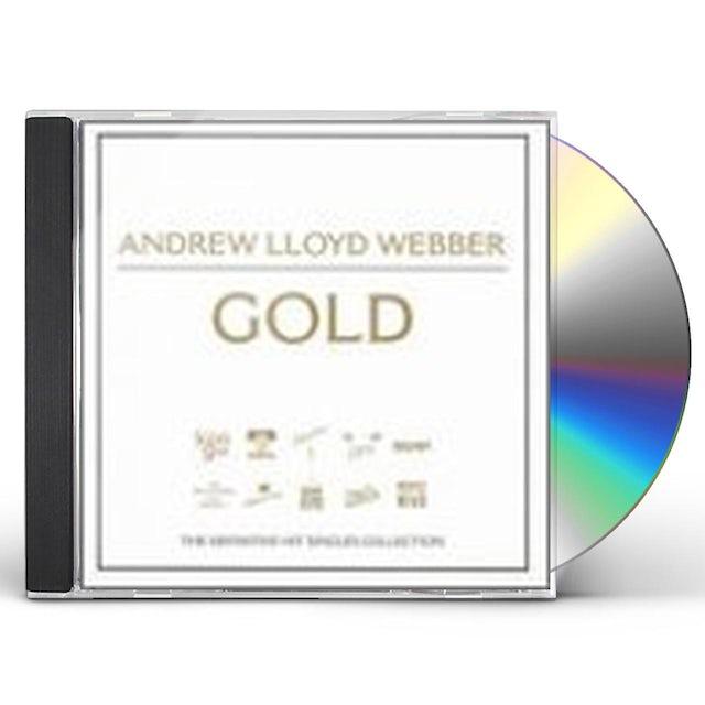 Andrew Lloyd Webber GOLD CD