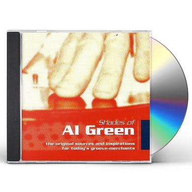 SHADES OF AL GREEN CD