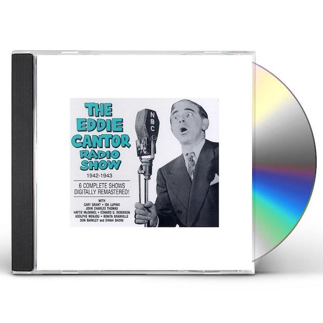 Eddie Cantor RADIO SHOWS (1942-43) CD