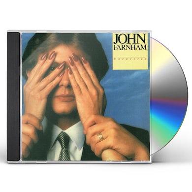 John Farnham UNCOVERED CD
