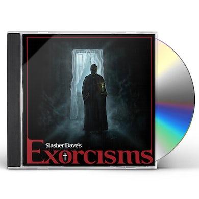 SLASHER DAVE EXORCISMS CD