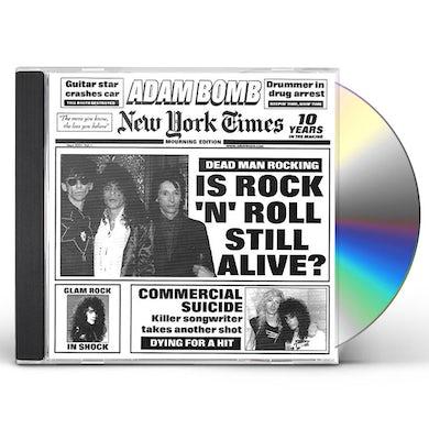 Adam Bomb NEW YORK TIMES CD