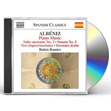 Albeniz PIANO MUSIC 4 CD