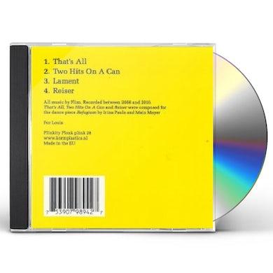 Flim ORANGE CD