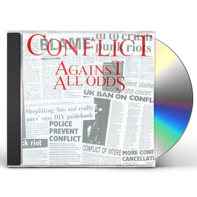 Conflict AGAINST ALL ODDS CD