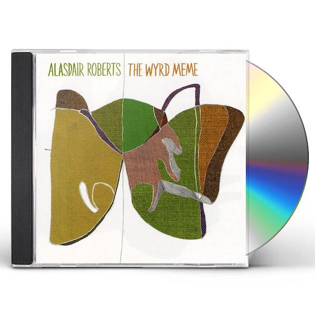 Alasdair Roberts WYRD MEME CD