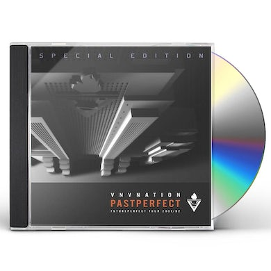 Vnv Nation PASTPERFECT CD