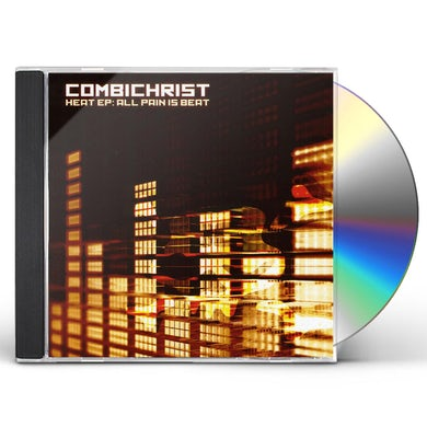 Combichrist HEAT EP: ALL PAIN IS BEAT CD