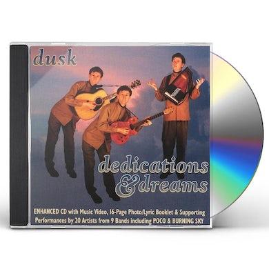 DusK DEDICATIONS & DREAMS CD