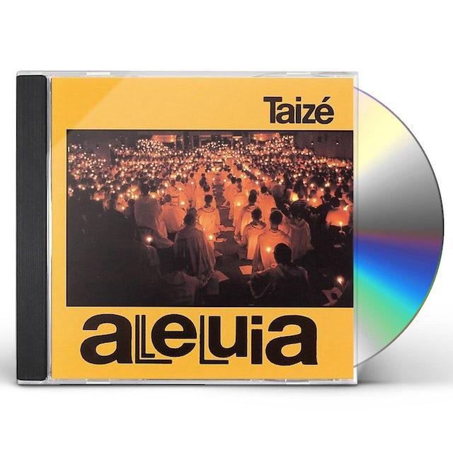 Taize ALLELUIA CD