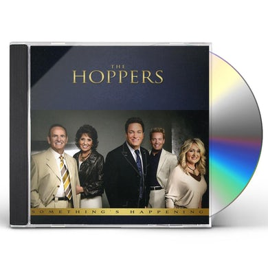 Hoppers SOMETHINGS HAPPENING CD