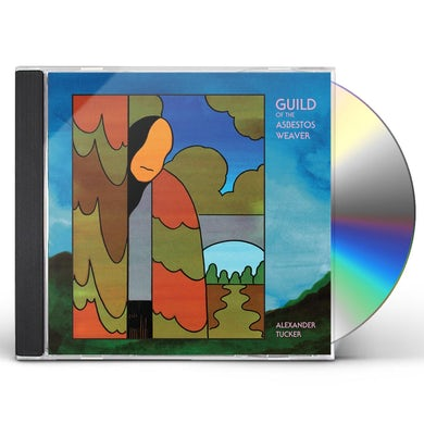 Alexander Tucker GUILD OF THE ASBESTOS WEAVER CD