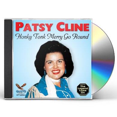 Patsy Cline HONKY TONK MERRY GO ROUND CD