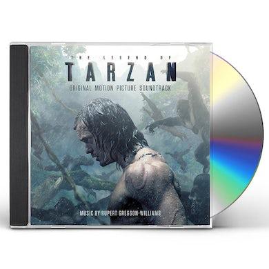 Rupert Gregson-Williams LEGEND OF TARZAN - Original Soundtrack CD