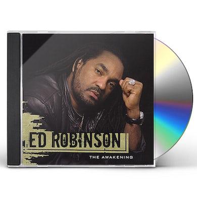 Ed Robinson AWAKENING CD