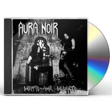 Aura Noir DREAMS LIKE DESERTS CD