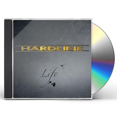 Hardline LIFE CD