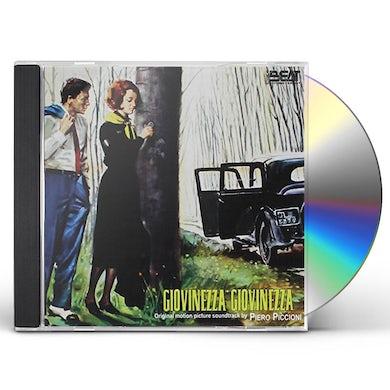 Piero Piccioni GIOVINEZZA GIOVINEZZA / Original Soundtrack CD