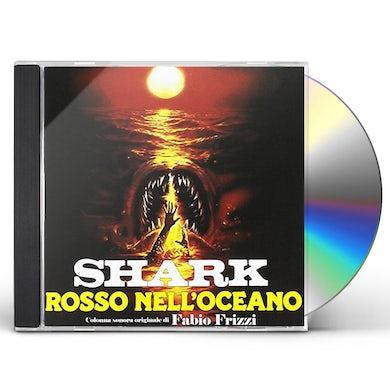 Fabio Frizzi SHARK ROSSO NELL'OCEANO / Original Soundtrack CD