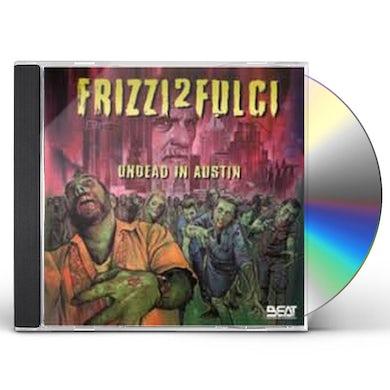 Fabio Frizzi FRIZZI 2 FULCI UNDEAD IN AUSTIN / Original Soundtrack CD