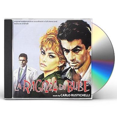 Carlo Rustichelli LA RAGAZZA DI BUBE / Original Soundtrack CD
