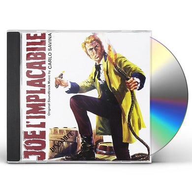 Carlo Savina JOE L'IMPLACABILE / Original Soundtrack CD