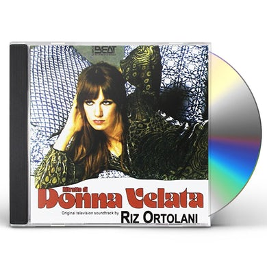 Riz Ortolani RITRATTO DI DONNA VELATA / Original Soundtrack CD