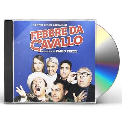 Fabio Frizzi FEBBRE DA CAVALLO: LA COMMEDIA MUSICALE / Original Soundtrack CD