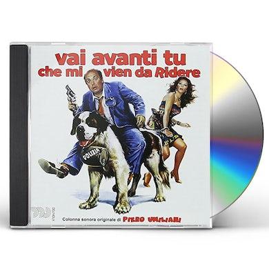 Piero Umiliani VAI AVANTI TU CHE MI VIEN / C'E UN FANTASMA / Original Soundtrack CD