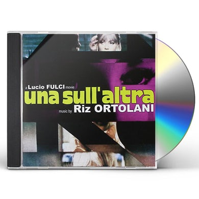 Riz Ortolani UNA SULL'ALTRA / NON SI SEVIZIA UN PAPERINO / Original Soundtrack CD