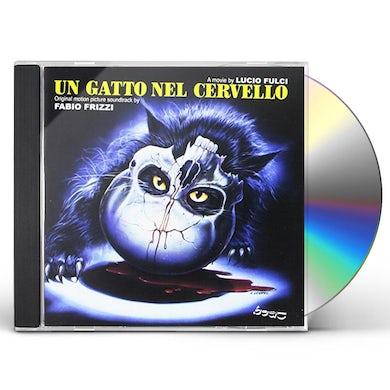 Fabio Frizzi UN GATTO NEL CERVELLO / Original Soundtrack CD