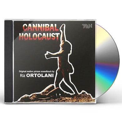 Riz Ortolani CANNIBAL HOLOCAUST / Original Soundtrack CD