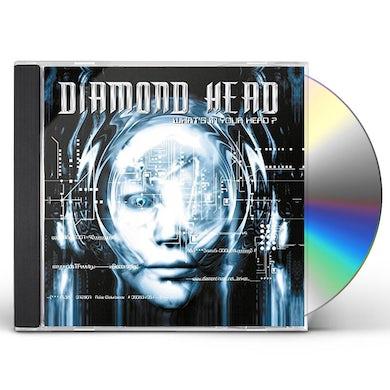 Diamond Head WHATS IN YOUR HEAD CD