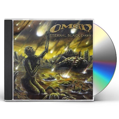 Omen ETERNAL BLACK DAWN CD