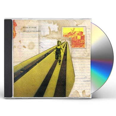 Guided By Voices ENGLISH LITTLE LEAGUE CD