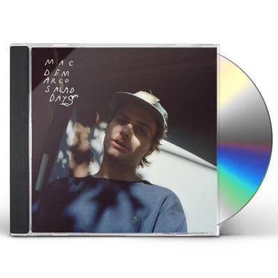 Mac Demarco SALAD DAYS CD