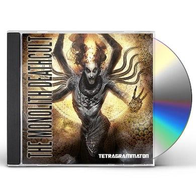 Monolith Deathcult TETREGRAMMATON CD