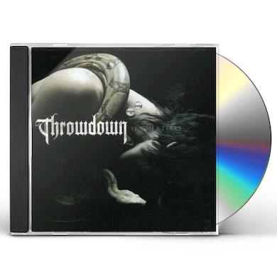 Throwdown VENOM & TEARS CD