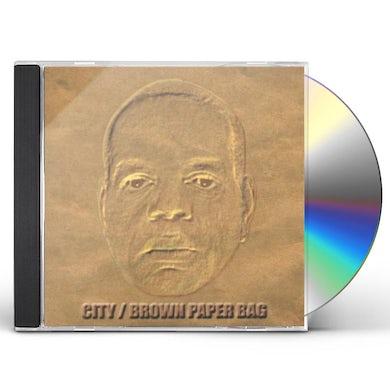 City BROWN PAPER BAG CD