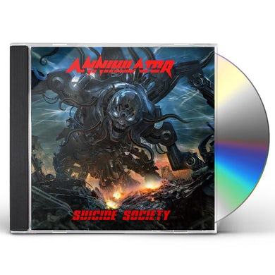 Annihilator SUICIDE SOCIETY CD
