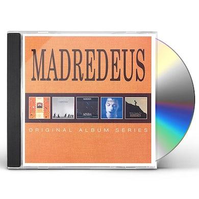 Madredeus ORIGINAL ALBUM SERIES CD