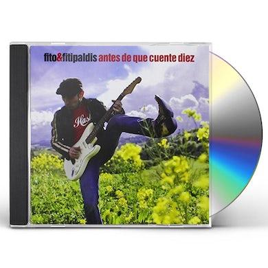 Fito Y Los Fitipaldis ANTES DE QUE CUENTE DIEZ CD