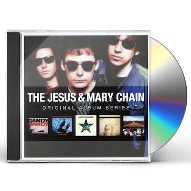 The Jesus and Mary Chain ORIGINAL ALBUM SERIES CD